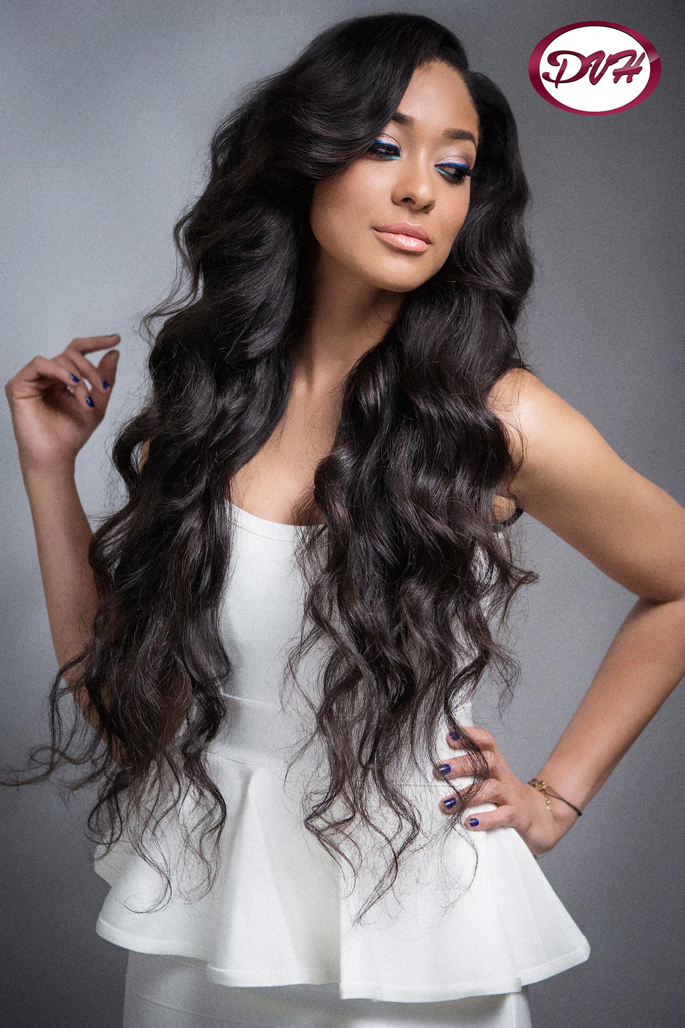 Tissage asian hair ondul dream virgin hair - Modele coupe tissage bresilien ...