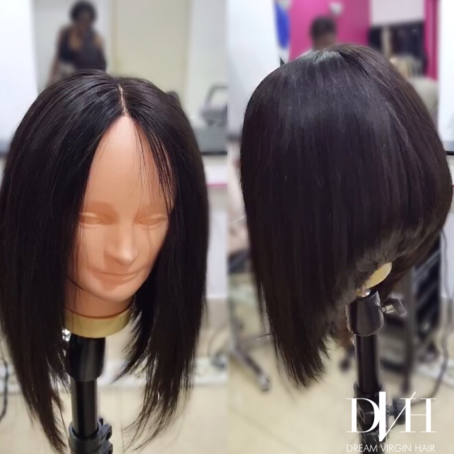 Perruque Carr 233 Plongeant Quot Bobcut Quot Dream Virgin Hair